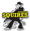 Logo for Petrolia Squires