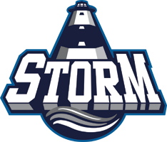 Logo for Saugeen Shores Storm Minor Hockey